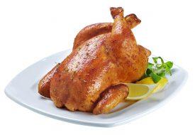 Цыпленок острый